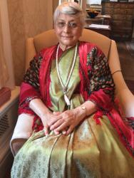 Professor Aditi Lahiri